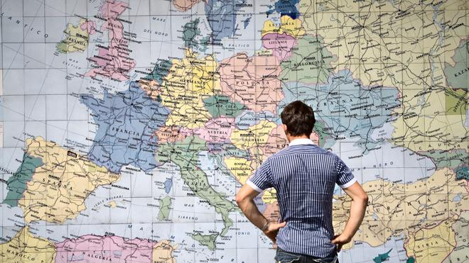 Galileo ya conduce los destinos de Europa