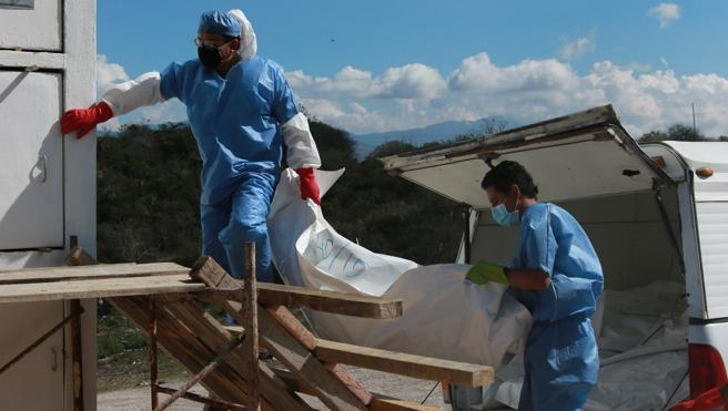 Encuentran cuatro cabezas humanas dentro de una nevera en Acapulco