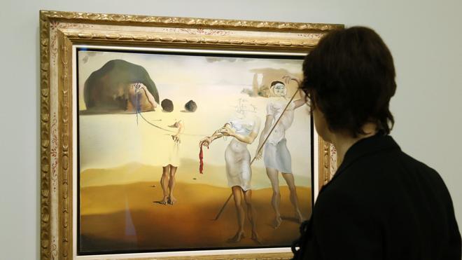 Las obras de pintores como Dalí ayudarían a identificar el Alzheimer o trastornos mentales