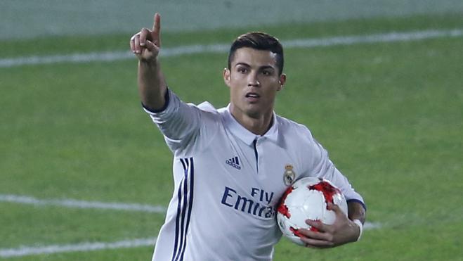 Cristiano Ronaldo termina el año como máximo goleador internacional