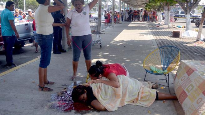 Un comando asesina a seis personas en el mercado de Acapulco