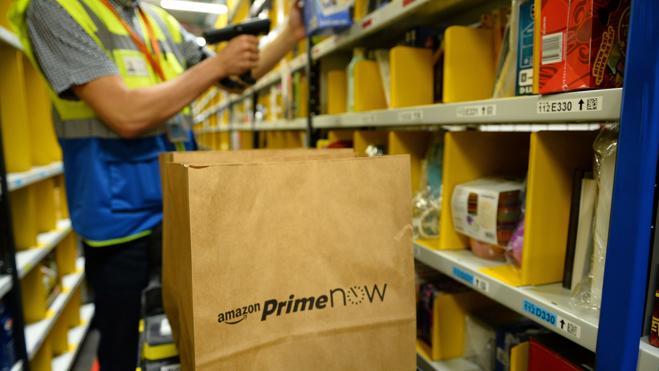 Amazon creará 100.000 empleos en EE UU