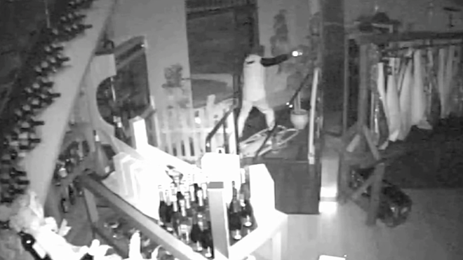 Cae una red dedicada a cometer robos en comercios mediante el método del 'alunizaje'