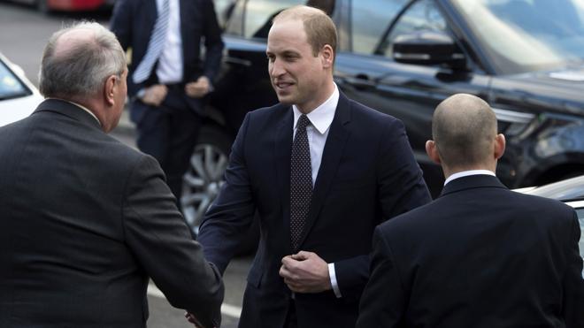 El príncipe Guillermo asume este año las obligaciones reales a tiempo completo