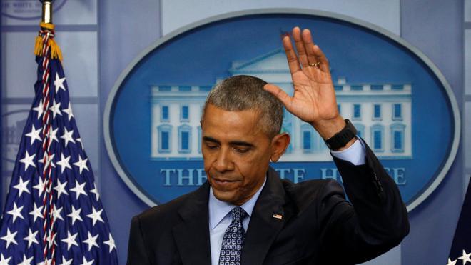 Obama deja la Casa Blanca con altos niveles de popularidad