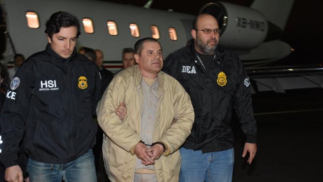 'El Chapo' Guzmán se declara «no culpable» ante la justicia de Estados Unidos