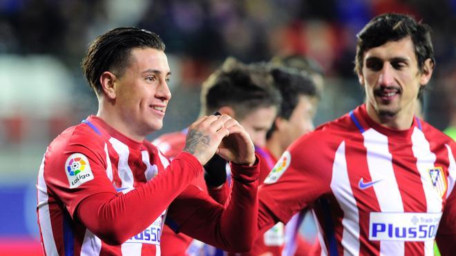 El Atlético sella el pase a semifinales con lo justo