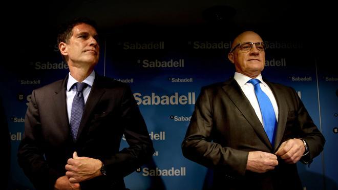 Sabadell mantiene su beneficio en 710 millones tras las dotaciones por las cláusulas suelo