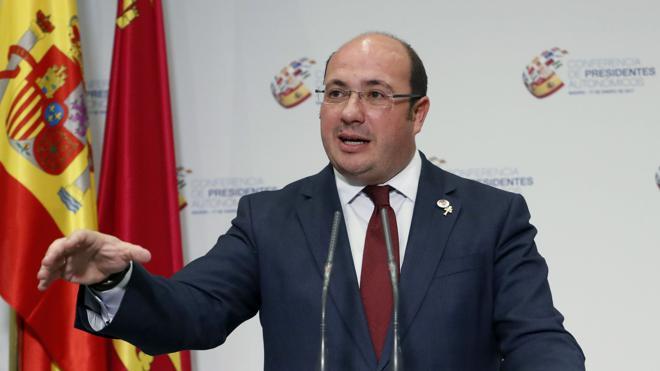 El TSJ investigará al presidente de Murcia por cuatro presuntos delitos en el 'caso Auditorio'