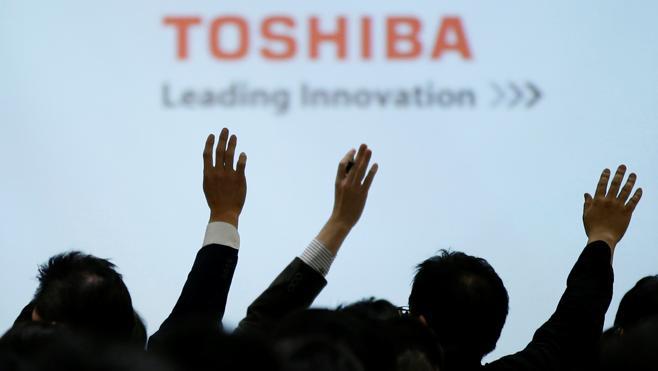 Toshiba avisa sobre enormes pérdidas por posibles irregularidades contables