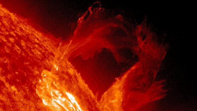 Determinan la velocidad del Sol en 240 kilómetros por segundo