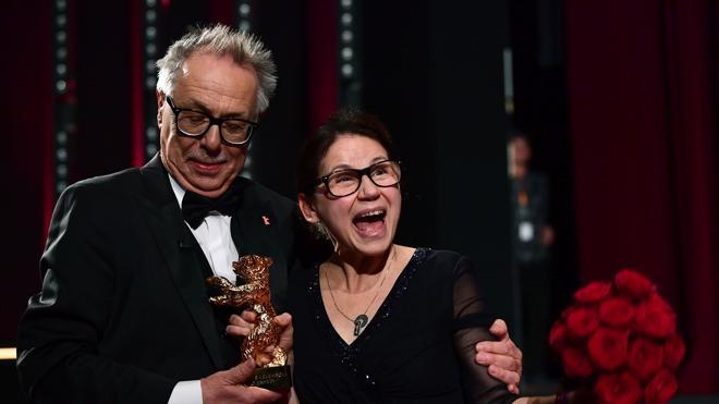 La húngara 'On body and soul' gana el Oso de Oro de la Berlinale
