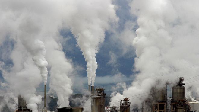 España reduce en 2016 el 3% sus emisiones de CO2