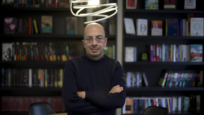 Jorge Volpi, en el nombre del padre