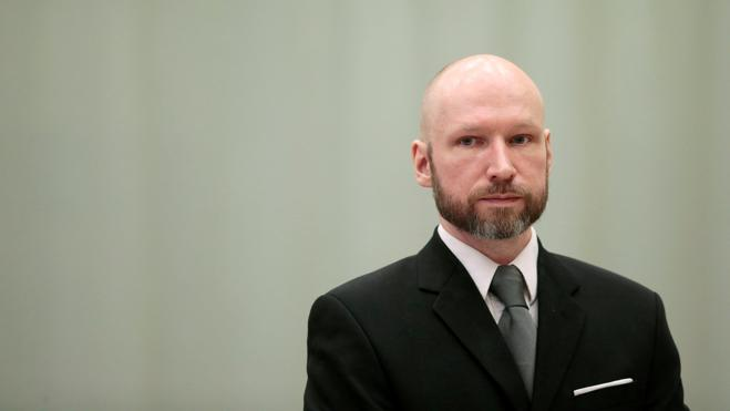 Breivik no recibe un trato «inhumano» en la cárcel, según el Tribunal de Apelación noruego
