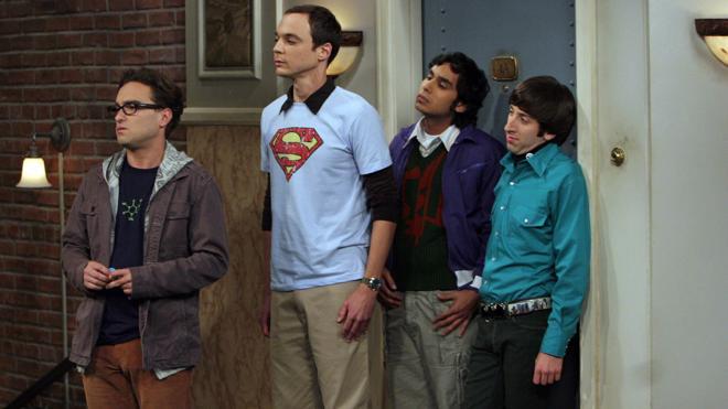 Los actores principales de The Big Bang Theory se bajan el sueldo para renovar la serie