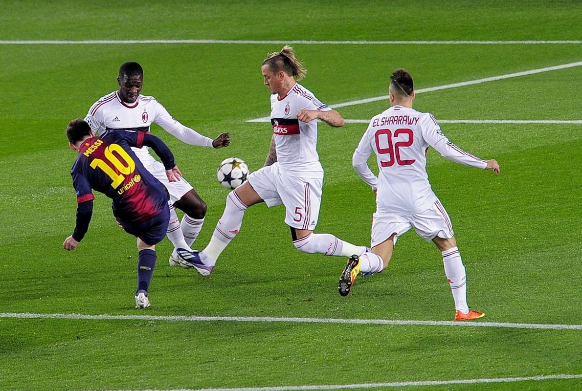 La guinda que falta a Messi: una gran remontada culé