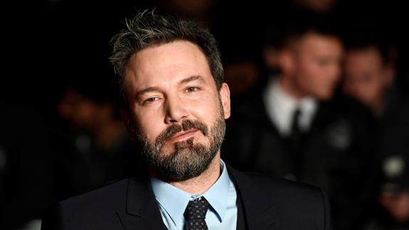 El actor Ben Affleck./