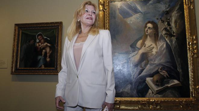 Tita Cervera tensa su pulso con el Gobierno con la apertura de su nuevo museo en Andorra