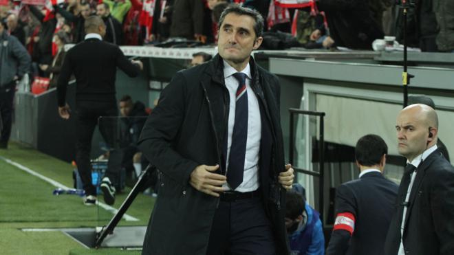 «Valverde ha sido el entrenador de mi vida»