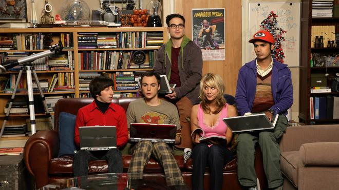 Lo único capaz de hacer enmudecer a Sheldon Cooper