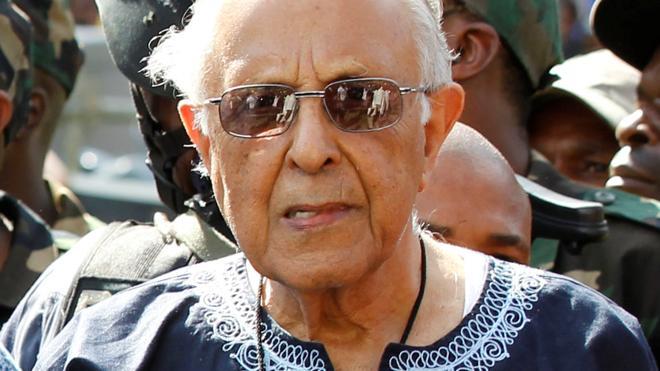 Fallece Ahmed Kathrada, uno de los líderes de la lucha contra el Apartheid en Sudáfrica