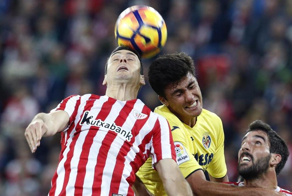 Un Villarreal superior se lleva el duelo ante un flojo Athletic