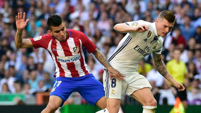 Kroos: «Es una eliminatoria que podría ser la fina de la Champions»