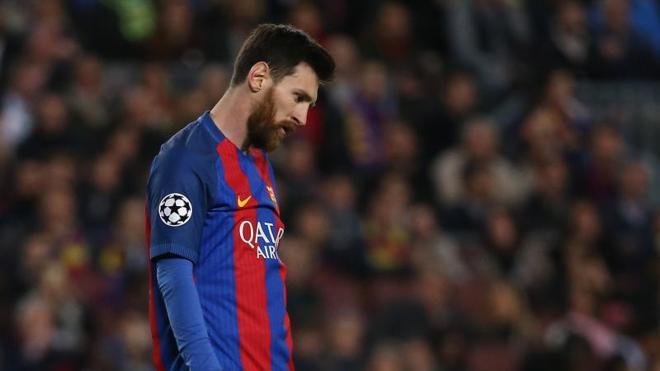 El Barça se queda seco en su adiós a la Champions