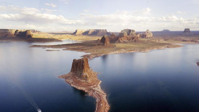 La actividad humana amenaza las reservas de agua «fósil» del planeta
