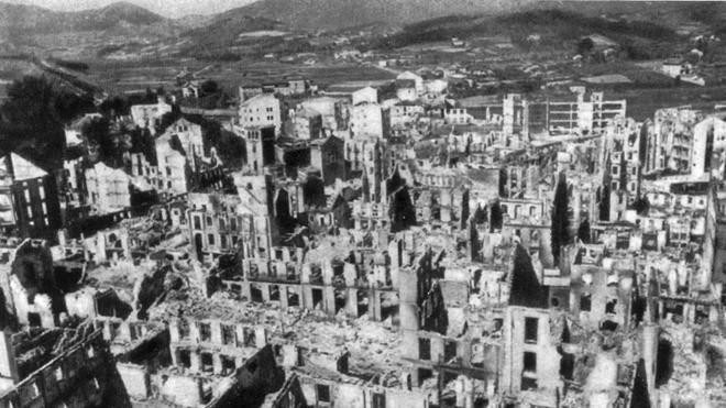Guernica: 80 años después de la masacre