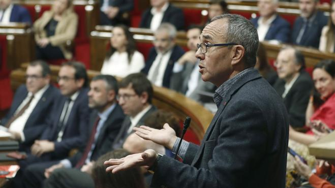 El Parlament debatirá pedir el aval para el referéndum a un órgano del Consejo de Europa