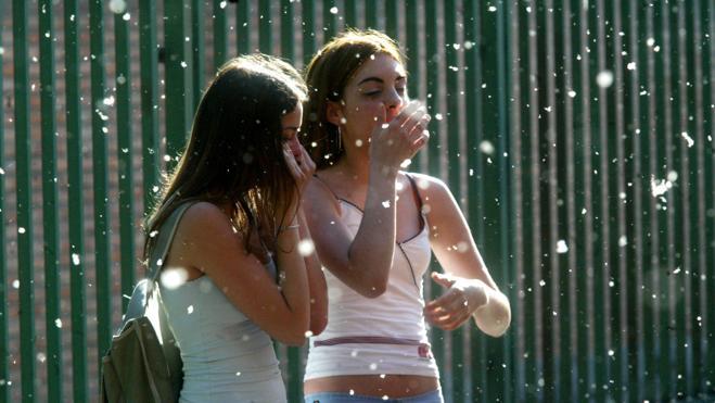 ¿Qué sustancias contaminantes aumentan las alergias?