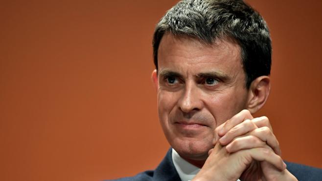 Valls será candidato a las legislativas por el partido de Macron