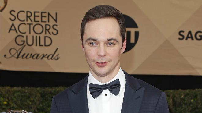 Jim Parsons, de 'The Big Bang Theory', se casa con su novio