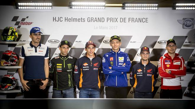El accidente de Nicky Hayden marca Le Mans