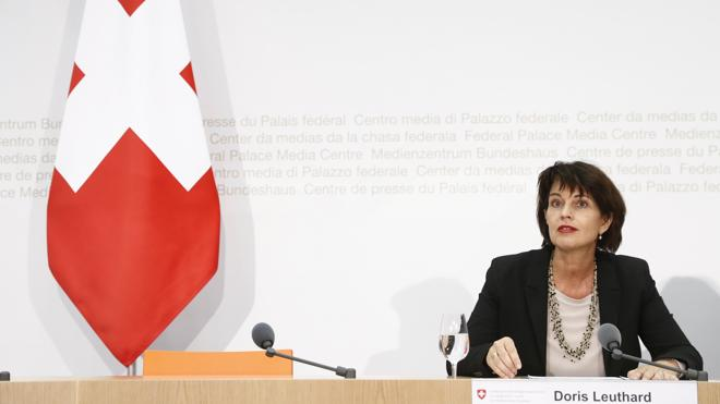Suiza da la espalda a la energía nuclear