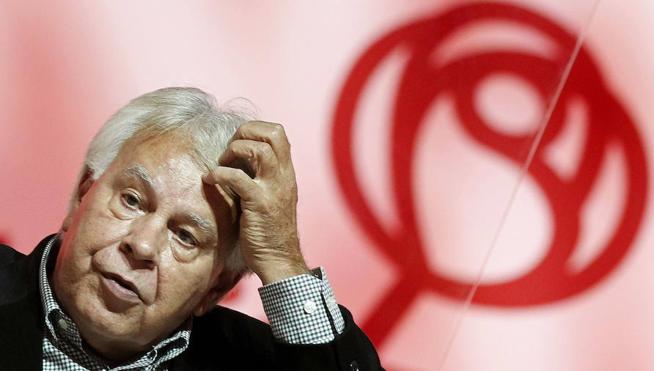 El PSOE busca líder dos décadas después del adiós de Felipe González