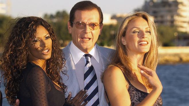 El James Bond más longevo y seductor