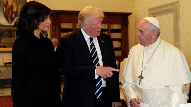 La audiencia del papa Francisco, la reunión que Trump no «olvidará»