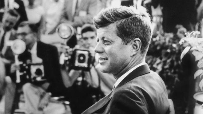 Kennedy, cien años de un mito que aún fascina a Estados Unidos