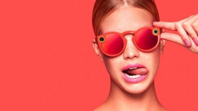 Las gafas de Snapchat llegan a España