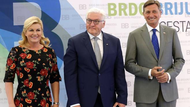 Ocho presidentes del sureste europeo piden ampliar la UE hacia los Balcanes