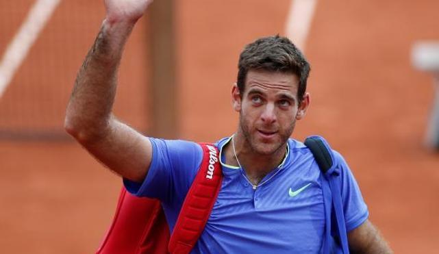 Del Potro emociona a Roland Garros, pero no puede con Murray