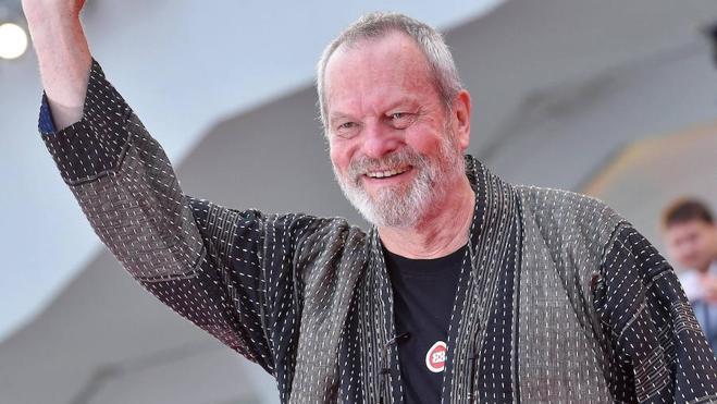 Terry Gilliam termina de rodar su versión de Don Quijote 17 años después