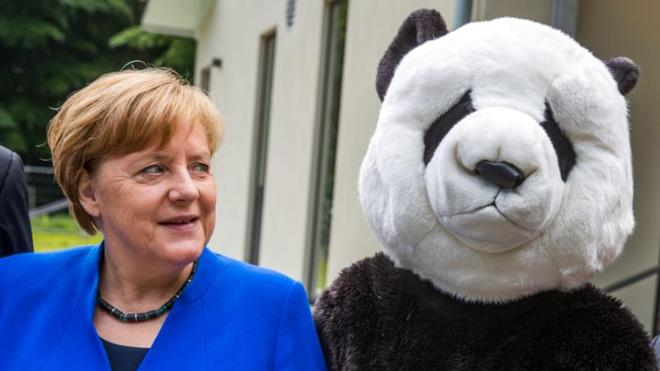 «Nadie conoce de verdad a Merkel»