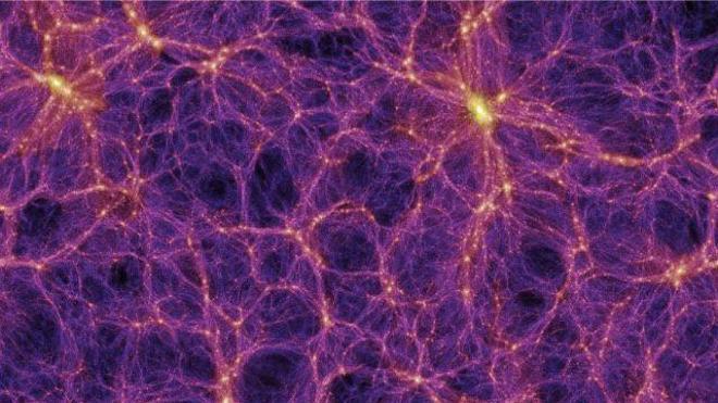 La Vía Láctea se encuentra en medio de un vacío cósmico