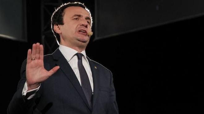 Una coalición nacionalista vence en Kosovo y se prevén tensiones con Serbia