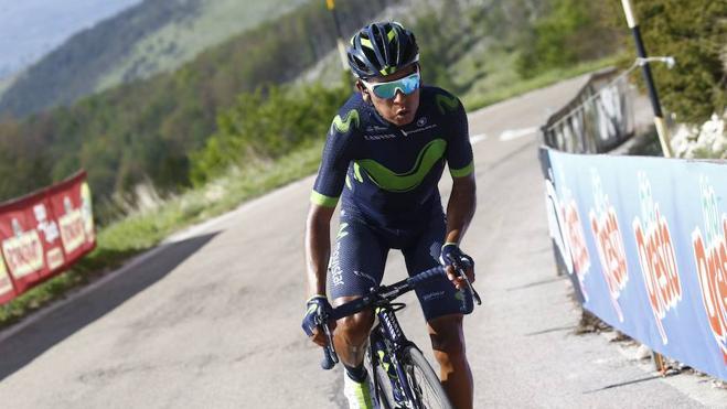Quintana: «Froome es el favorito para el Tour»