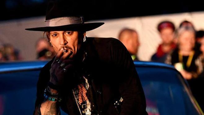 Johnny Depp: «¿Cuándo fue la última vez que un actor asesinó a un presidente?»